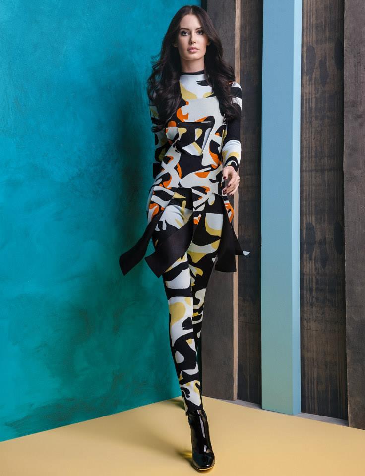 Haya Magazine Dior FW15