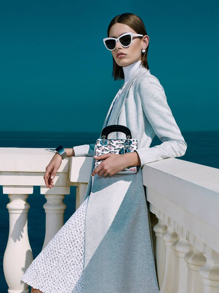 Marie Claire Dior Cruise 2105